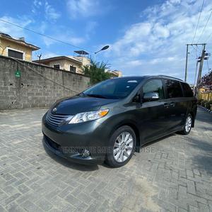 Toyota Sienna 2012 7 Passenger Gray | Cars for sale in Lagos State, Lekki