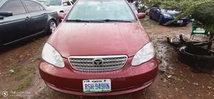 Toyota Corolla 2005 LE Red | Cars for sale in Abuja (FCT) State, Kubwa