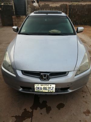 Honda Accord 2005 Automatic Silver | Cars for sale in Kaduna State, Kaduna / Kaduna State