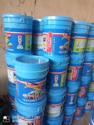 Prestige Paint Texcoat | Building Materials for sale in Lagos State, Ifako-Ijaiye