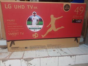 Brand New Lg 49 Inches Smart Internet TV   TV & DVD Equipment for sale in Lagos State, Lekki