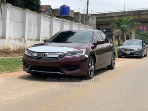 Honda Accord 2016 Red   Cars for sale in Abuja (FCT) State, Asokoro