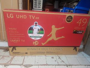 New Lg Smart Tv 49 Inches | TV & DVD Equipment for sale in Lagos State, Lekki
