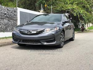 Honda Accord 2015 Gray   Cars for sale in Abuja (FCT) State, Asokoro