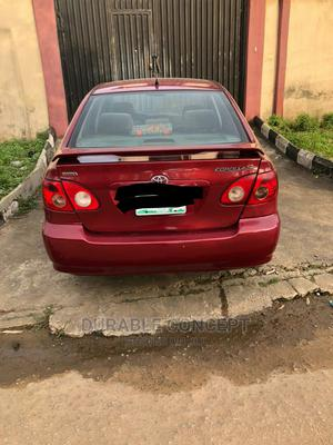 Toyota Corolla 2006 S Red | Cars for sale in Lagos State, Ogba