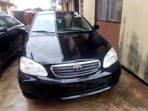 Toyota Corolla 2006 1.6 VVT-i Black | Cars for sale in Lagos State, Ikorodu