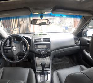 Honda Accord 2005 Sedan LX V6 Automatic Gray | Cars for sale in Lagos State, Isolo