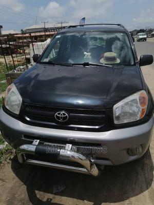 Toyota RAV4 2005 Black | Cars for sale in Lagos State, Ajah