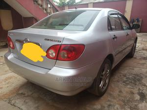 Toyota Corolla 2006 1.4 VVT-i Silver | Cars for sale in Oyo State, Egbeda