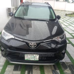 Toyota RAV4 2016 LE AWD (2.5L 4cyl 6A) Black | Cars for sale in Oyo State, Akinyele