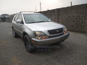 Lexus RX 1999 300 4WD Silver | Cars for sale in Lagos State, Gbagada