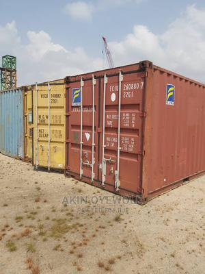 Container 40ft | Commercial Property For Sale for sale in Lagos State, Alimosho