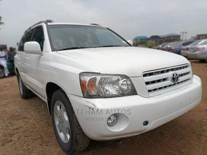 Toyota Highlander 2007 4x4 White | Cars for sale in Abuja (FCT) State, Gwarinpa