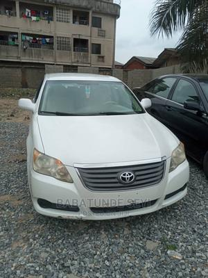 Toyota Avalon 2008 White | Cars for sale in Lagos State, Ojo
