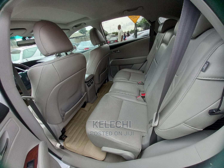 Lexus RX 2011 350 White   Cars for sale in Ojodu, Lagos State, Nigeria