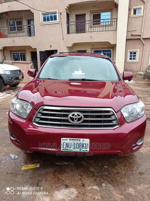 Toyota Highlander 2008 Limited Red | Cars for sale in Anambra State, Awka