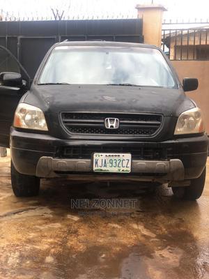 Honda Pilot 2003 Black | Cars for sale in Oyo State, Ibadan