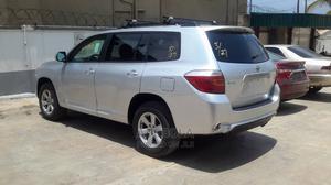 Toyota Highlander 2008 Sport Silver | Cars for sale in Lagos State, Ojodu