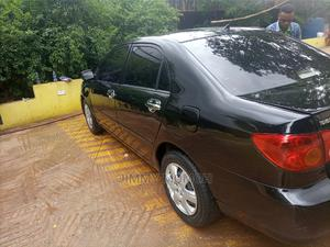Toyota Corolla 2007 LE Black | Cars for sale in Abuja (FCT) State, Lugbe District