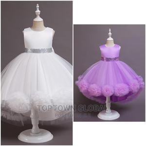 Kid's Princess Dress Girl's Ball Gown for 3-7years | Children's Clothing for sale in Lagos State, Amuwo-Odofin