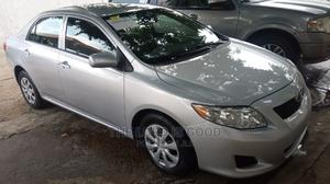 Toyota Corolla 2009 Silver | Cars for sale in Abuja (FCT) State, Central Business District
