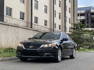 Honda Accord 2014 Black | Cars for sale in Abuja (FCT) State, Asokoro