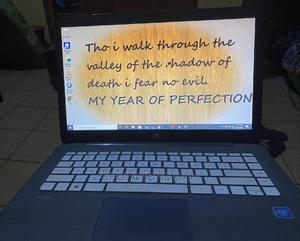 Laptop HP Stream 14 4GB Intel Celeron SSD 32GB   Laptops & Computers for sale in Ogun State, Ado-Odo/Ota
