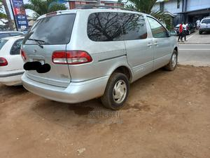 Toyota Sienna 2003 Silver | Cars for sale in Lagos State, Ikeja