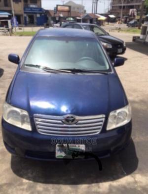 Toyota Corolla 2003 Sedan Blue | Cars for sale in Cross River State, Calabar