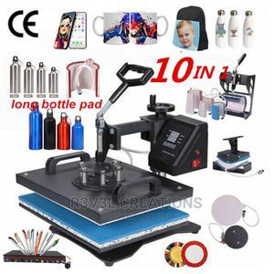 10 in 1 Heat Press Machine Combo | Printing Equipment for sale in Lagos State, Ikeja