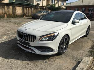 Mercedes-Benz CLA-Class 2017 White | Cars for sale in Lagos State, Amuwo-Odofin