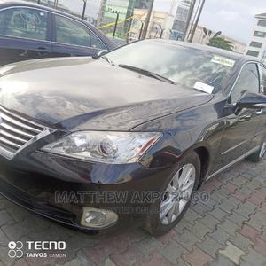 Lexus ES 2012 Black | Cars for sale in Lagos State, Lekki