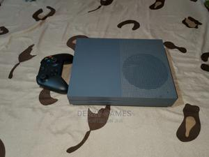 Xbox One S With One Pad and 10 Downloaded Games Up for Grab | Video Game Consoles for sale in Edo State, Benin City