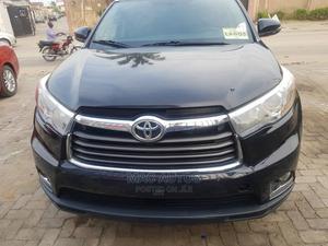 Toyota Highlander 2016 Black | Cars for sale in Lagos State, Amuwo-Odofin