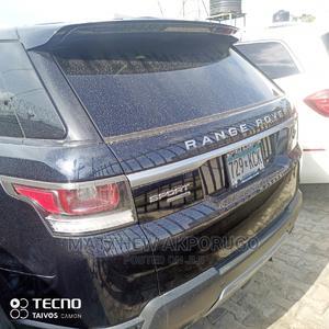 Land Rover Range Rover 2014 Black   Cars for sale in Lagos State, Lekki