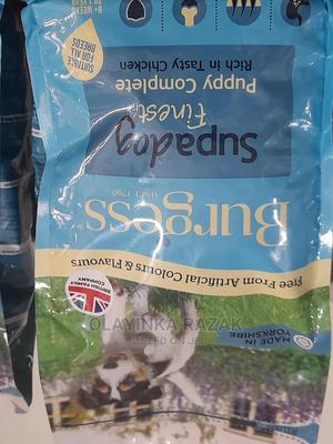 Burgess Super Dog Food | Pet's Accessories for sale in Edo State, Benin City