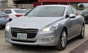 Peugeot 508 2012 Silver   Cars for sale in Abuja (FCT) State, Wuse 2