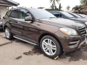 Mercedes-Benz M Class 2013 ML 350 4Matic Brown   Cars for sale in Lagos State, Amuwo-Odofin