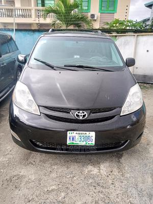 Toyota Sienna 2008 Black | Cars for sale in Rivers State, Port-Harcourt