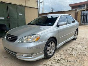 Toyota Corolla 2005 S Silver | Cars for sale in Lagos State, Ikotun/Igando