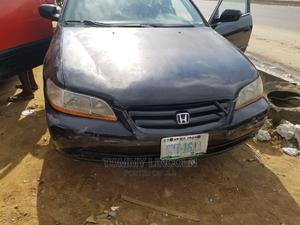 Honda Accord 1999 EX Black | Cars for sale in Rivers State, Port-Harcourt