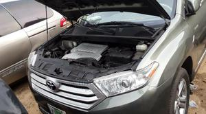 Toyota Highlander 2012 Limited Green | Cars for sale in Lagos State, Amuwo-Odofin