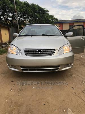 Toyota Corolla 2004 LE Silver | Cars for sale in Lagos State, Ejigbo