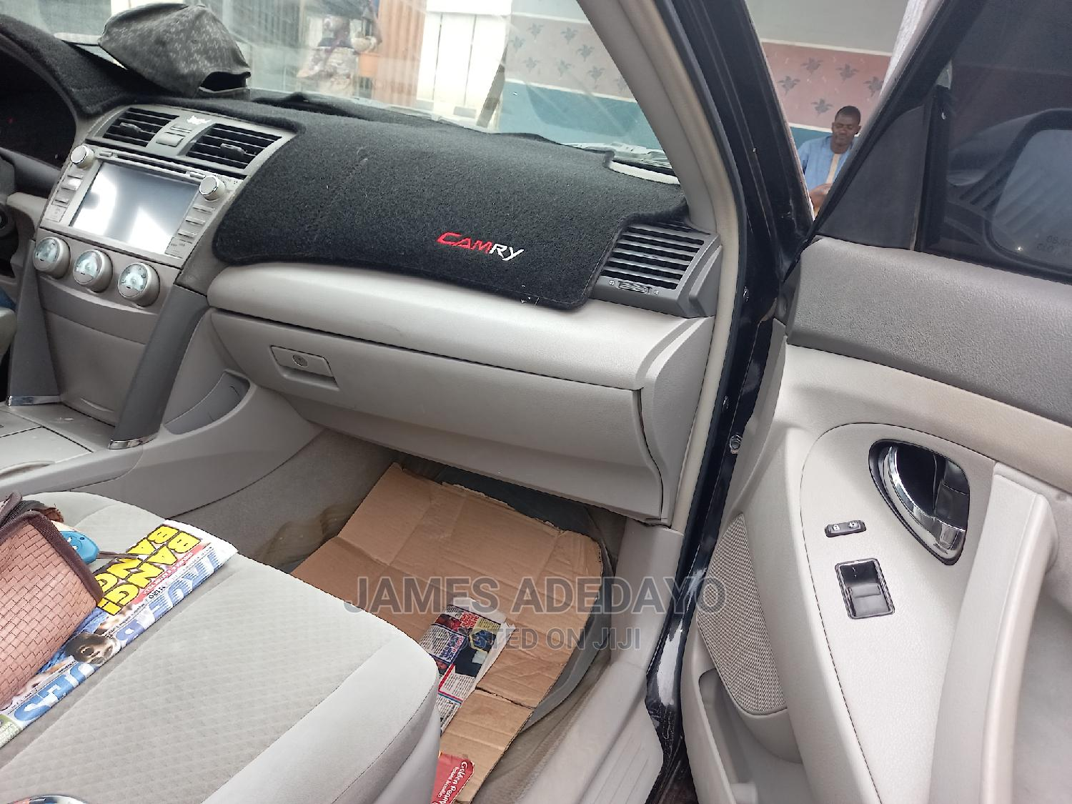 Toyota Camry 2009 Black | Cars for sale in Agege, Lagos State, Nigeria