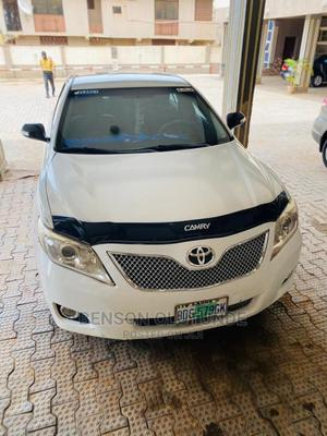 Toyota Camry 2008 2.4 LE White   Cars for sale in Ondo State, Akure