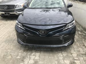 Toyota Camry 2018 LE FWD (2.5L 4cyl 8AM) Black   Cars for sale in Lagos State, Ajah