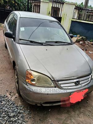 Honda Civic 2002 Silver | Cars for sale in Edo State, Benin City
