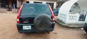 Honda CR-V 2004 EX 4WD Automatic Black   Cars for sale in Ogun State, Ijebu