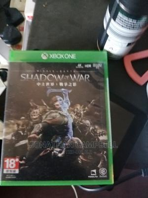 Shadow of War Xbox One Game | Video Games for sale in Lagos State, Ikeja