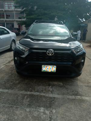 Toyota RAV4 2020 LE AWD Black | Cars for sale in Abuja (FCT) State, Central Business District
